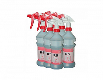 Diversey -  Bottle Kit 300ml Room Care R5.1 - Набор бутылок 300ml Room Care R5.1. 1209141
