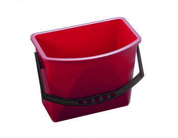 Diversey - TASKI Bucket 15L Red 1pc / Ведро красное, 15л. 7517293