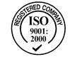 Rubbermaid ISO 9001-2000 logo